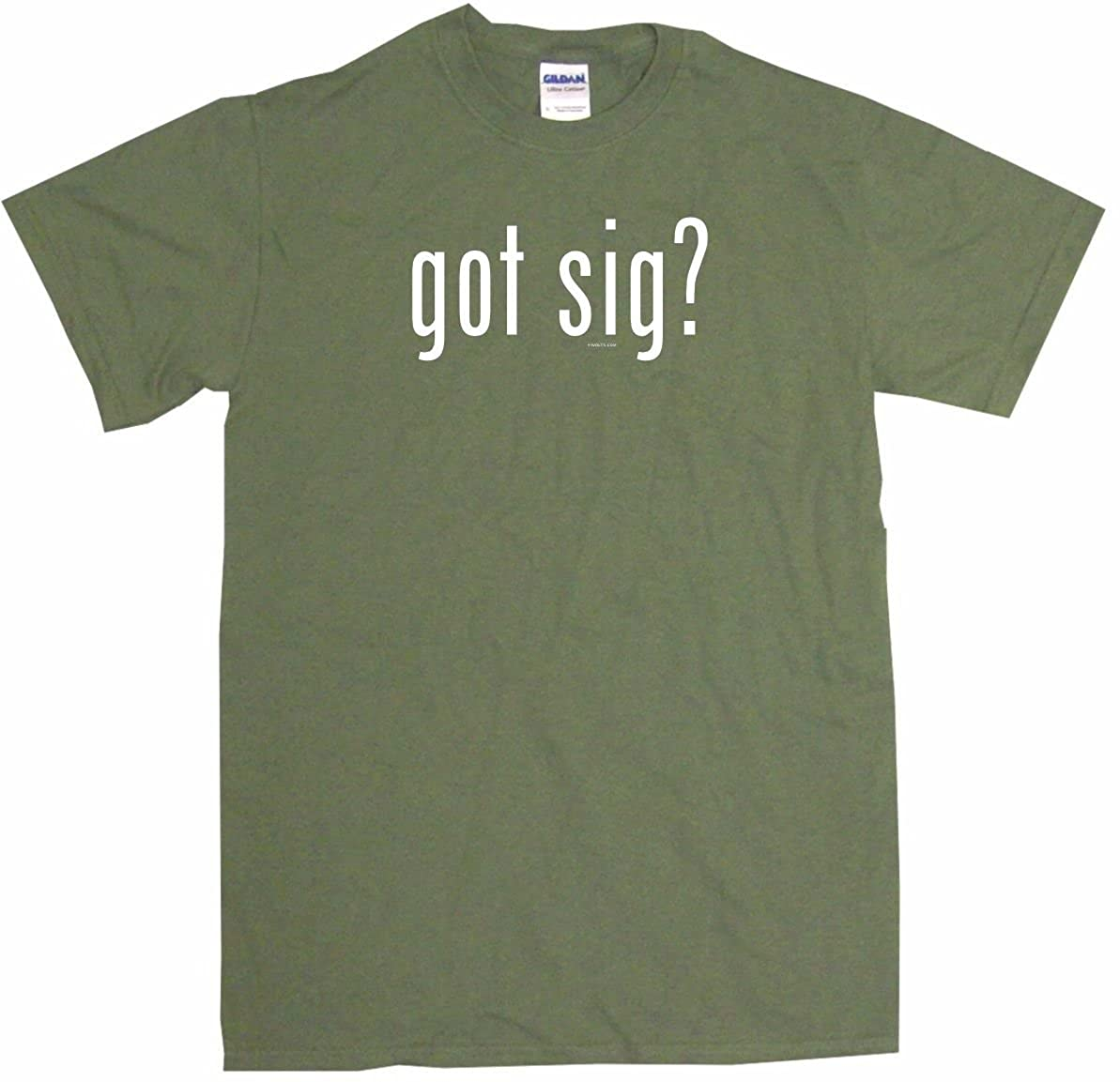 Got Sig Mens Tee Shirt Clothing Af As Well P226 Exploded Diagram Further 1911 Parts
