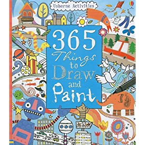 365 Things to Draw and Paint (Activity Books)