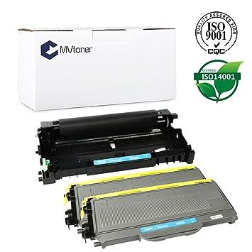 Amazon.com: mvtoner nuevo compatible con Brother TN360 High ...