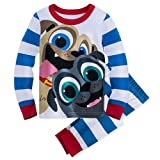 Amazon Price History for:Disney Bingo and Rolly PJ Set for Kids - Puppy Dog Pals