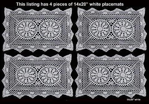 Creative Linens 4PCS 14x20