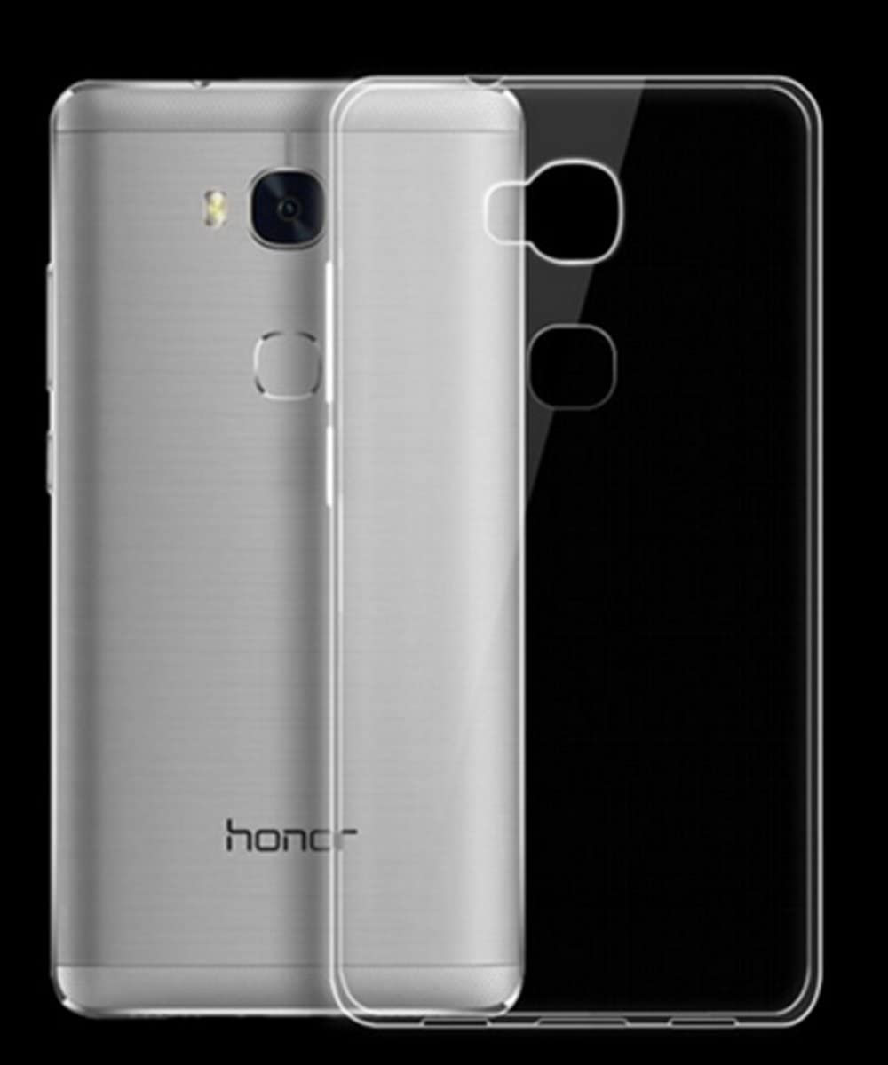 InnoBeta Huawei Honor 5X Play Funda-Transparente TPU Silicona ...