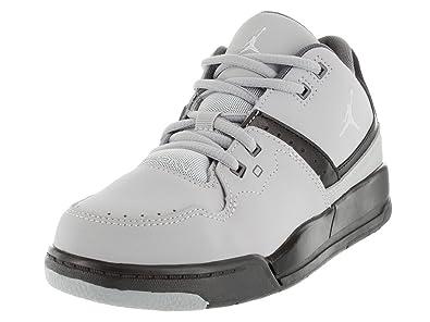 30c90e0fc6a5 Nike Jordan Kids Jordan Flight 23 BP Wolf Grey Pr Pltnm Blck Cl