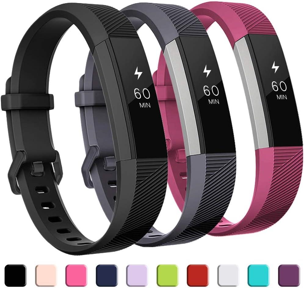 Mallas Para Reloj Fitbit Alta Hr (3 Unidades, Talle S (8RYM)