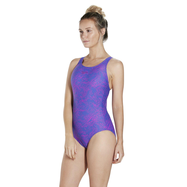 Speedo Damen Boom All-Over All-Over All-Over Muscle Back Badeanzug B0787DVYNJ Badeanzüge Neue Produkte im Jahr 2018 3c89a2