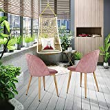 Yaheetech Dining Room Chairs Kitchen/Living Room