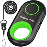 [Upgraded] Bluetooth Remote Shutter for iPhone & Android Camera Wireless Remote Control Selfie Button for iPad iPod…