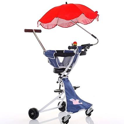 Strollers NAUY @ Carretilla para niños Ligera 2-3-4-6 años ...