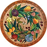 Bee Heaven- Sincerely, Sticks 18''D Lazy Susan-Handmade in the USA - PRINTED product - Home Decor Gift - Decorative Lazy Susan