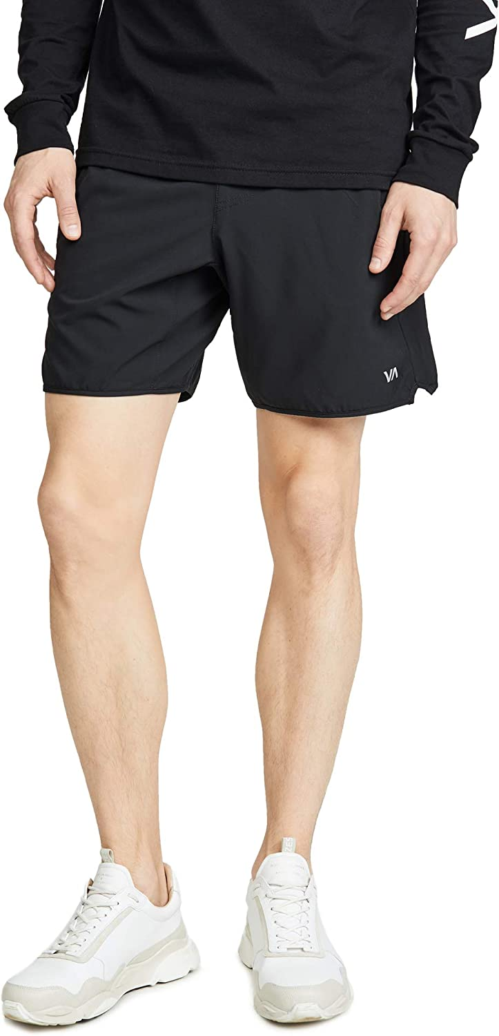 RVCA Men's Va Sport Yogger 4-Way Stretch Shorts