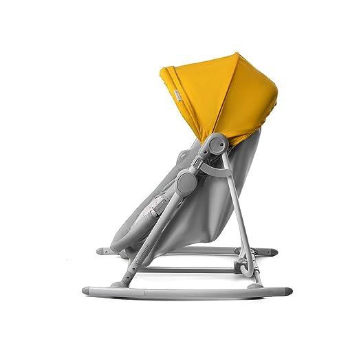 Niño Fuerza unimo Baby baby Balancín para balancín Camilla Cuna Baby Asiento Top Nuevo Amarillo: Amazon.es: Bebé