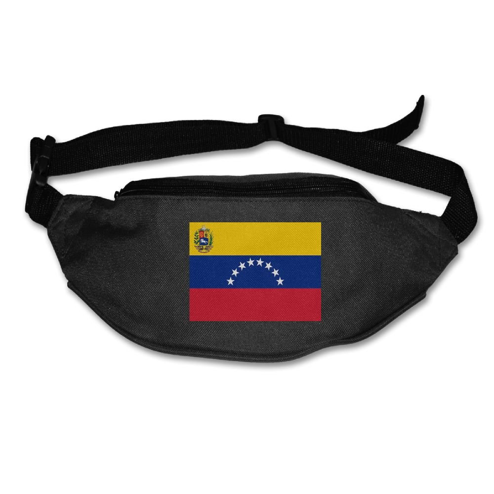 Futong Huaxia Venezuela Flag Unisex Waist Packs Adjustable Outdoor Running Sport Hiking Fanny Packs Wallet outlet