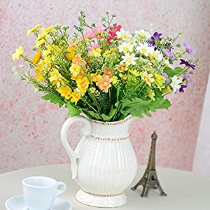 Riverbyland Artificial Daisy Flowers 5