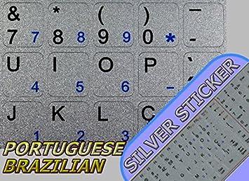 PORTUGUESE BRAZILIAN NON-TRANSPARENT BLACK