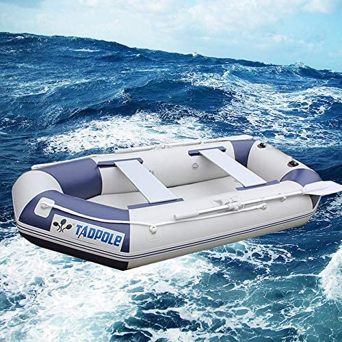 EC Outdoor 釣り用ゴムボート フィッシングボート 全長2.3m 空気入れボート エアゴム船 1-2人乗り