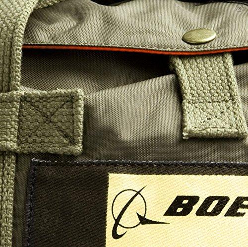 Rot Kanu Boeing Stow Tasche
