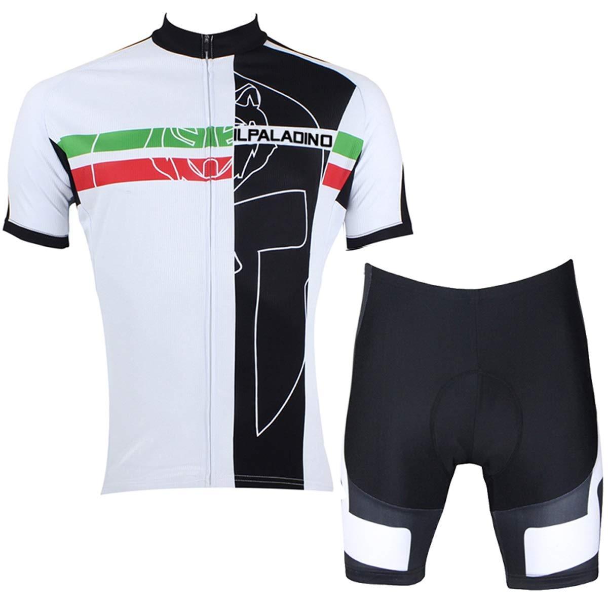 Fahrrad Reitanzug Mountainbike Reitanzug Herren Sommer Reithose Unterwäsche Shorts Bike Jersey Fahrradtrikot LPLHJD
