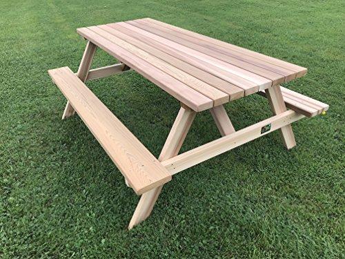 (Dan's Outdoor Furniture Mfg. Co. LLC Western Red Cedar 72