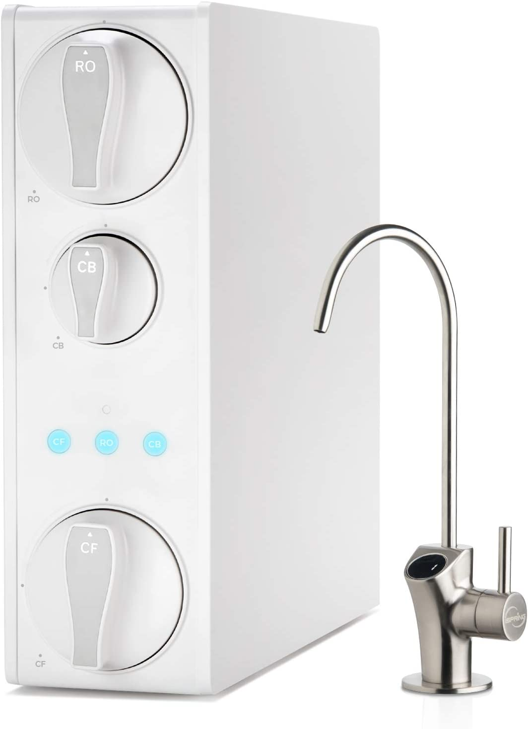 iSpring RO500 Tankless Reverse Osmosis System