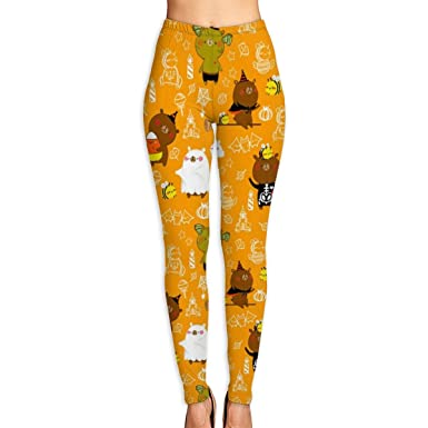 magic ship Halloween Party High Waist Yoga Pants Tummy ...