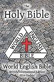 World English Bible British Edition: 2016 Update