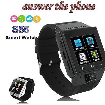 Zgpax S55 Inteligente Reloj 1.54 Android 4.4 MTK6572 Dual Core ...