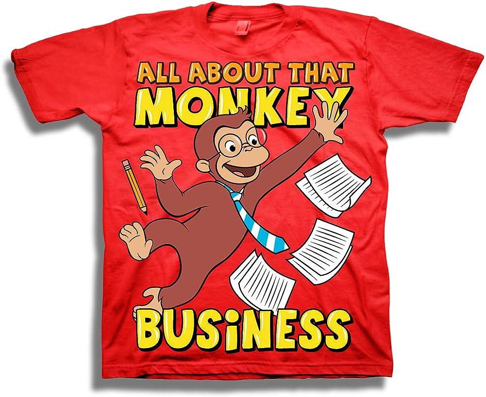 Curious George Hoodie Shirt Set 2 Pack of Curious George Hoodie and Tee