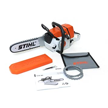 Stihl childrens battery operated toy chainsaw amazon electronics stihl childrens battery operated toy chainsaw greentooth Choice Image