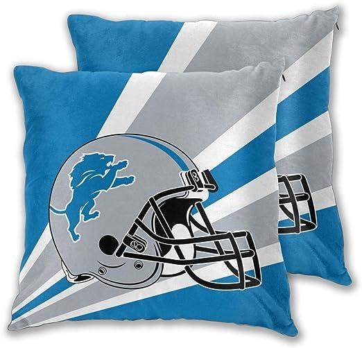 Detroit Lions  Pillow Cover