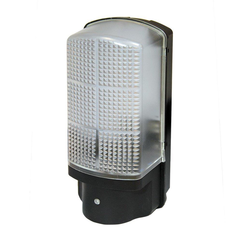 7w led bulkhead dusk to dawn sensor security light very bright 7w led bulkhead dusk to dawn sensor security light very bright 100w output cool white light