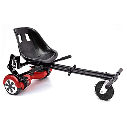 ASAB Hoverboard Go Kart Seat Kit de conversión de Hoverkart ...