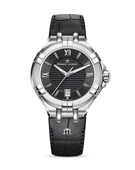 Maurice Lacroix AIKON AI1004-SS001-330-1 Reloj de Pulsera para mujeres Fabricado en Suiza: Amazon.es: Relojes