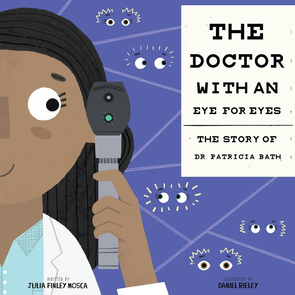 Download The Doctor with an Eye for Eyes: The Story of Dr. Patricia Bath (Amazing Scientists) ebook