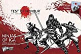 Test of Honour Warlord Games, Samurai Miniatures Game - Ninja of IGA