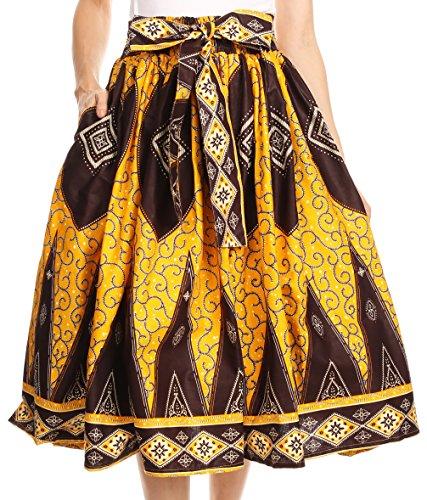 Cotton Full Skirt - 6