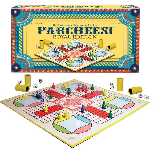 (Winning Moves Games Parcheesi Royal)