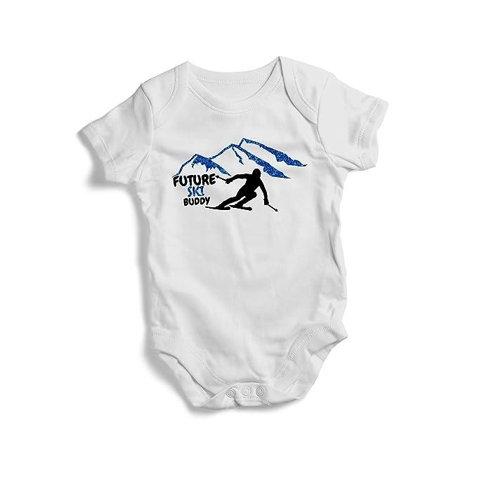 Amazon.com: Futuro esquí Buddy purpurina colorido bebé ...