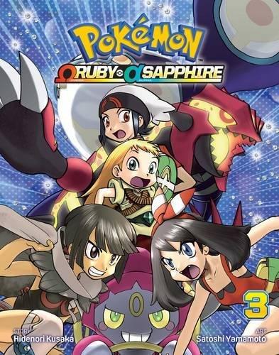 Price comparison product image Pokémon Omega Ruby Alpha Sapphire, Vol. 3 (Pokemon)