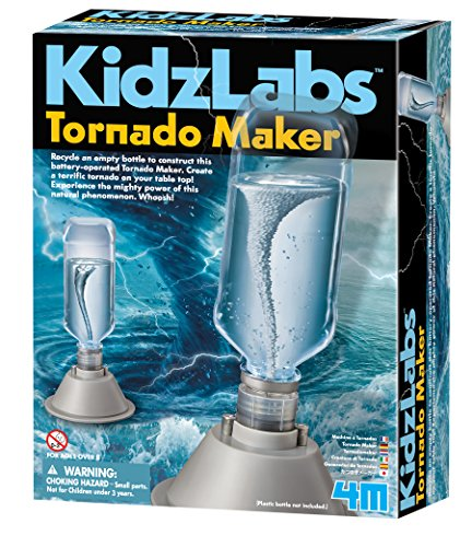 4M KidzLabs Tornado Maker Science Kit ()