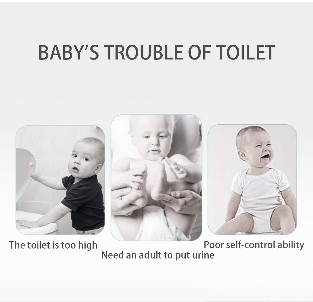 VNIUBI T/öpfchen Kinder Sitzfl/äche Toilettentrainer Babytopf Lernt/öpfchen Kinder WC f/ür Babys