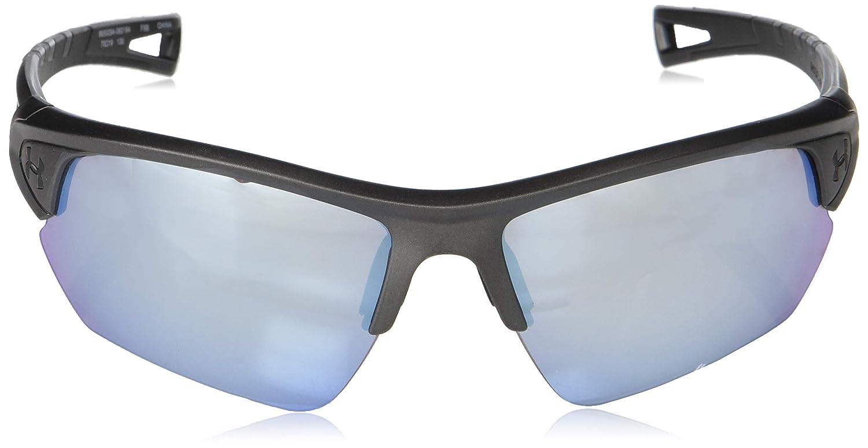 8650094-060164 EyeKing Under Armour Ua Octane Wrap Sunglasses Carbon 68 mm Under Armour Sunglasses