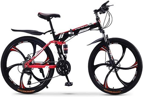 ZTBXQ Hombres Adultos Bicicleta de montaña Bicicletas de montaña ...