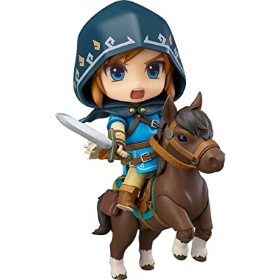 Good Smile Nendoroid Link: Breath of The Wild Ver. DX Edition(3rd-Run): Toys & Games