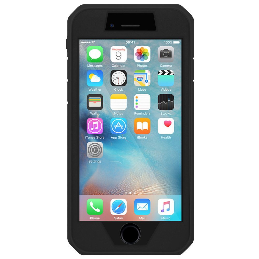 e088c98589a Amzer Full Body Hybrid Case with Built-in Screen  Amazon.in  Electronics