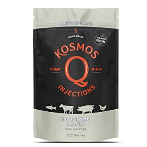 Kosmos Q Injections Moisture Magic BBQ Meat Injection, Pack of 16 Oz