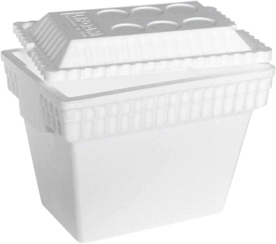 32 Qt. Styrofoam Ice Chest Cooler Set of 24