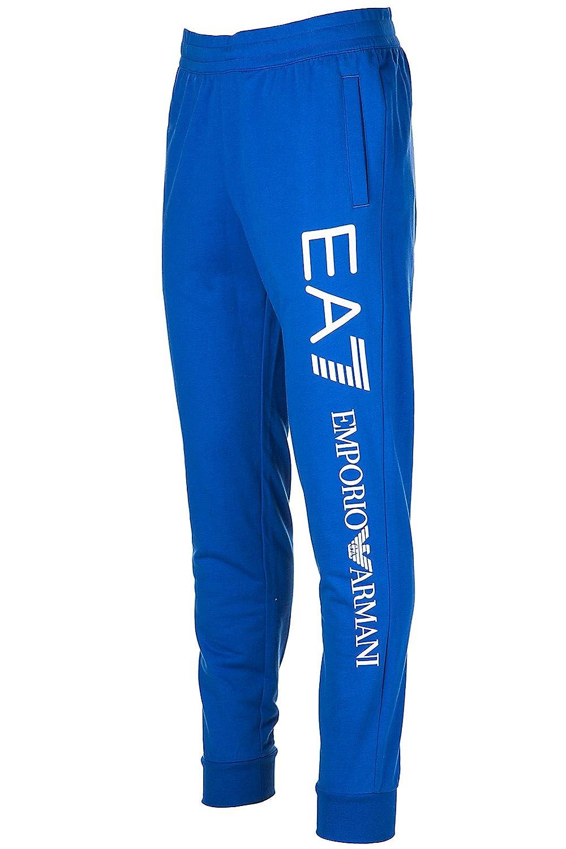 9cd8c5f3087 Emporio Armani EA7 men s sport jumpsuit trousers blu UK size M (UK 32)  8NPPA1 PJ05Z 0858  Amazon.co.uk  Clothing