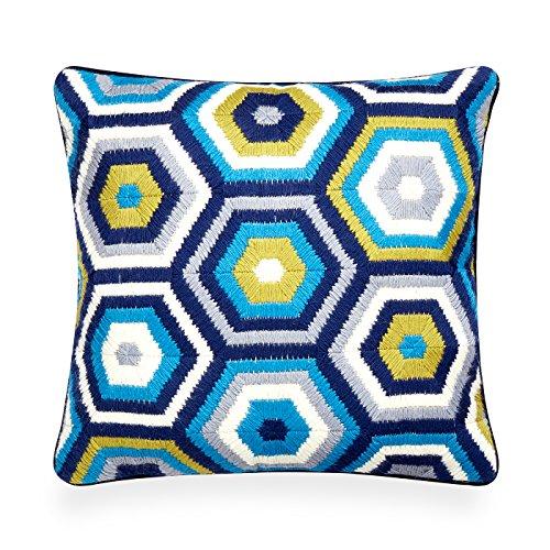 Jonathan Adler 26137 Honeycomb Bargello Pillow (Jonathan Adler Desk)