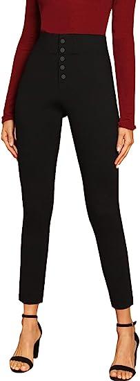6 Pantalones De Mujer Con Cintura Alta Que Ayudaran A Acentuar Aun Mas Tus Caderas La Opinion