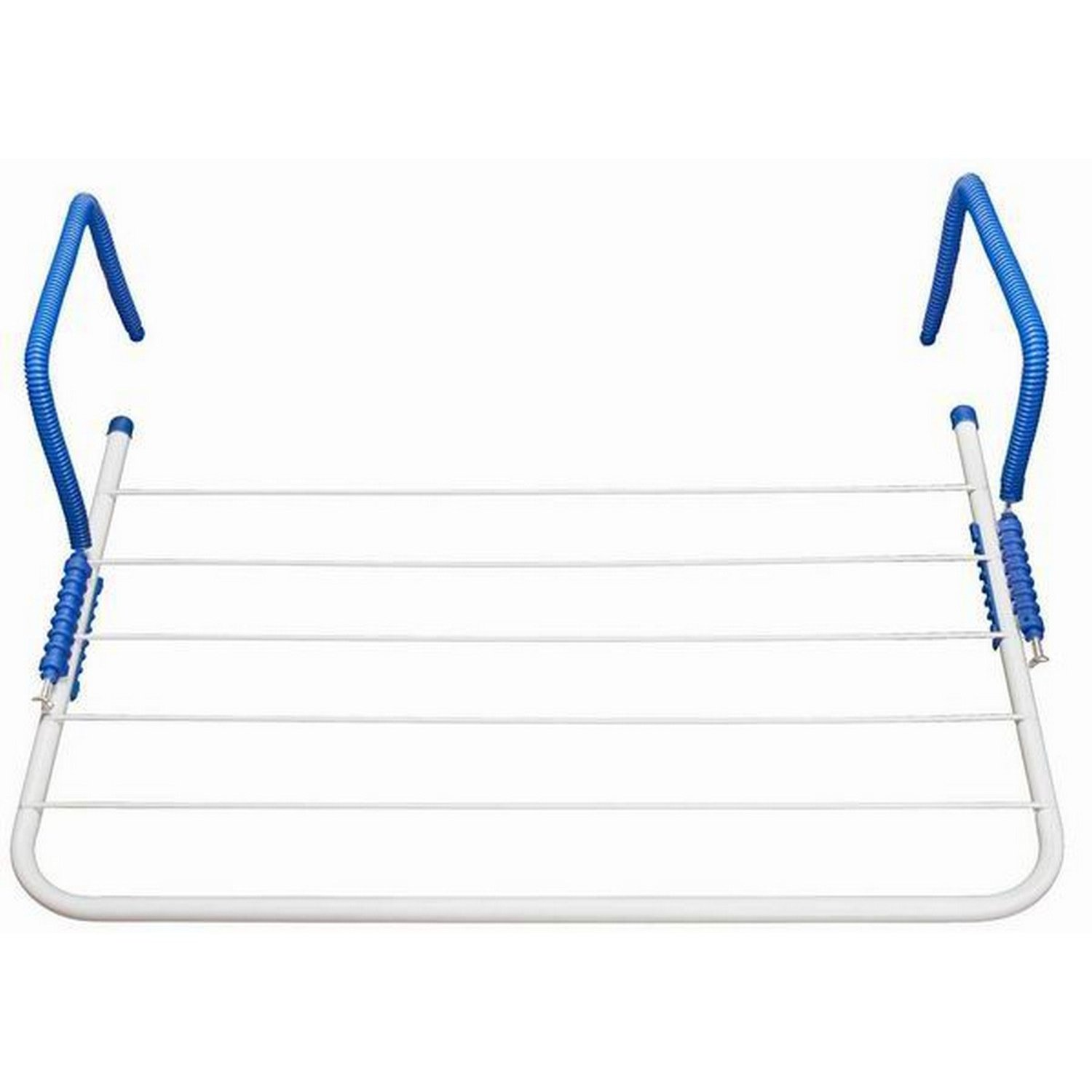 Brunner Mary Caravan Window Clothes Airer (One Size) (Silver)